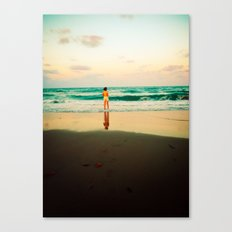 End of Summer Nostalgia IV Canvas Print