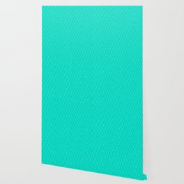 turquoise doodle abstract background hand made Wallpaper
