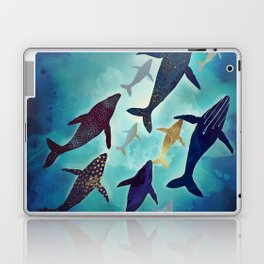 Light Above Laptop & iPad Skin