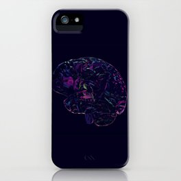 Dark Thoughts iPhone Case