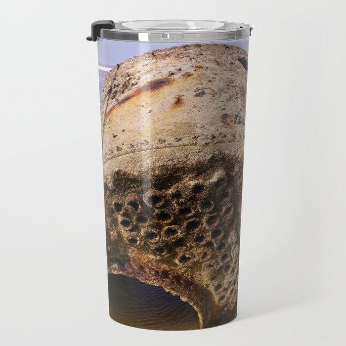 RAVAGES OF TIME Travel Mug