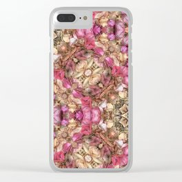 Sorrento Dreams Clear iPhone Case