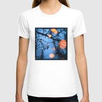 fireflies T-shirts featuring Fireflies by Den Brooks