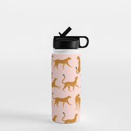 Leopard pattern Water Bottle
