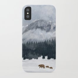 nature will find a way iPhone Case