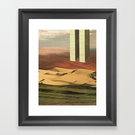 mega Framed Art Print