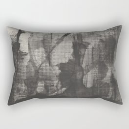 CHRISTMAS SHOPPING VINTAGE Rectangular Pillow