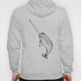 Keep Narwhals Real! Hoody