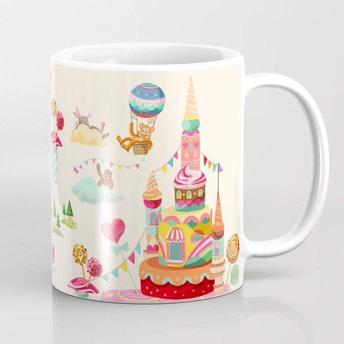 Ice Cream Castles In The Air Coffee Mug