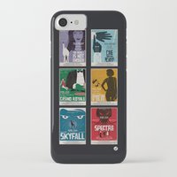 bond iPhone & iPod Cases featuring Bond #4 by Alain Bossuyt