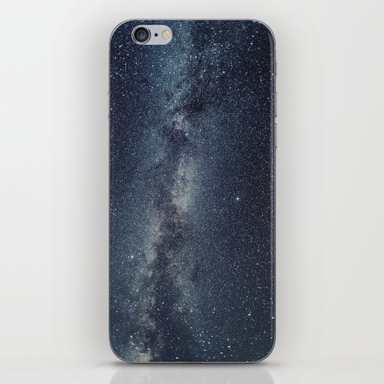 The Milky Way iPhone & iPod Skin