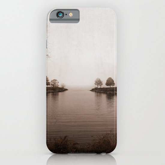 Winter's Breath is Here iPhone & iPod Case