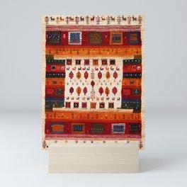 N38 - Epic Bohemian Traditional Andalusian Moroccan Artwork Mini Art Print