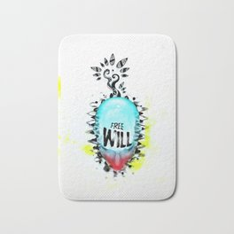 Will Bath Mat