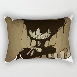 Evil Ink Bendy Rectangular Pillow