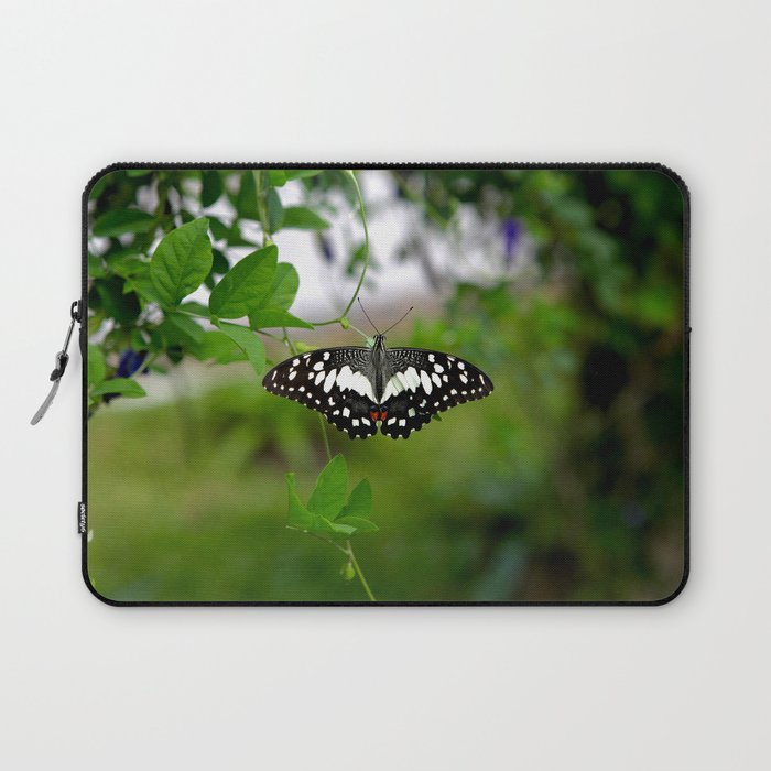 Butterfly Small Laptop Sleeve