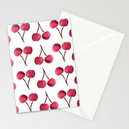 Cherry Mania Stationery Cards