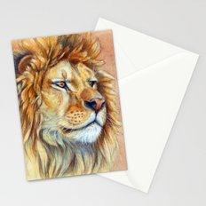 Lion 851 Stationery Cards