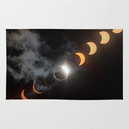 Eclipse Start to Finish Rug