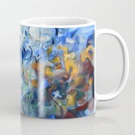 Solo Concerto in Blue Coffee Mug