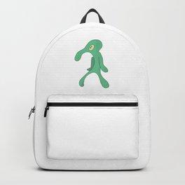 Transparent Bold and Brash Backpack