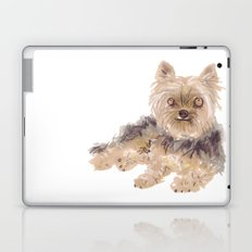 Yorkshire Terrier Laptop & iPad Skin