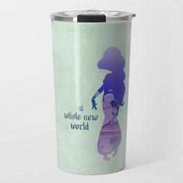 A Whole New World - Jasmine Travel Mug