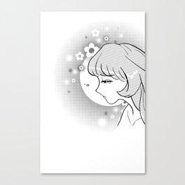 Shoujo Tears Canvas Print