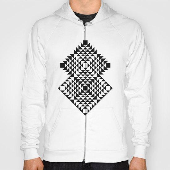 Geometric Tribal Hoody
