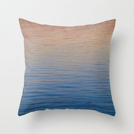 Layered Love Throw Pillow
