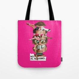 NO AL SEXISMO Tote Bag