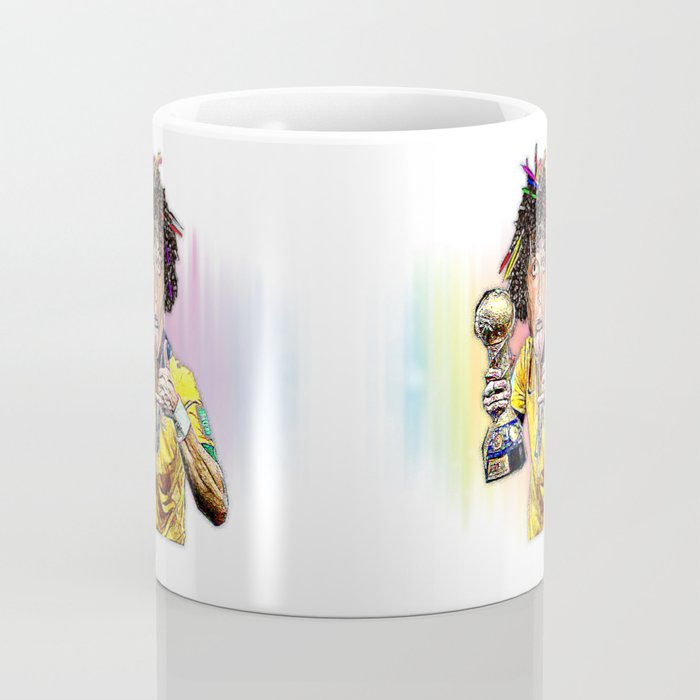 David Luiz Coffee Mug