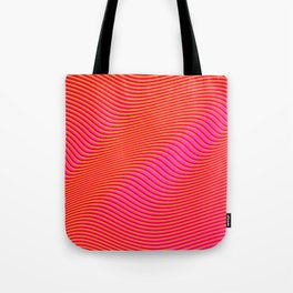Fancy Curves Tote Bag