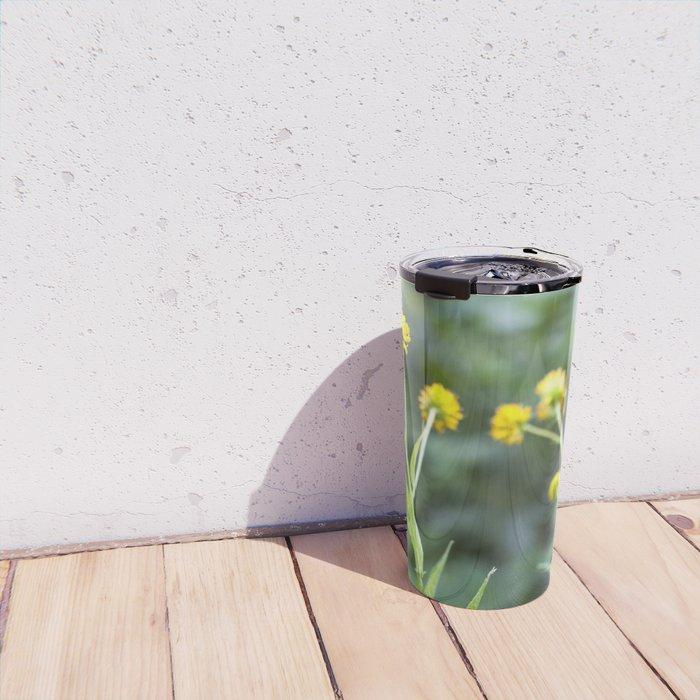 Pollinator Paradise Travel Mug