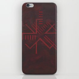 ach golgotha iPhone Skin
