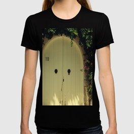 door in alacati izmir T-shirt