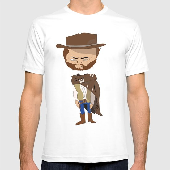 Blondie The Good The Bad and The Ugly T-shirt