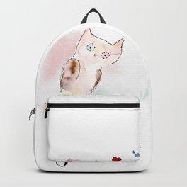 Lovely Owl Backpack