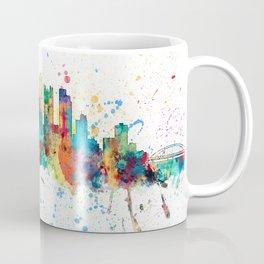 Pittsburgh Pennsylvania Skyline Coffee Mug