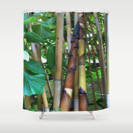 Bamboo Yourself Shower Curtain