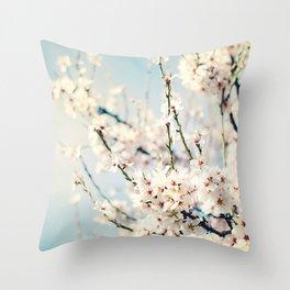 Spring! Throw Pillow