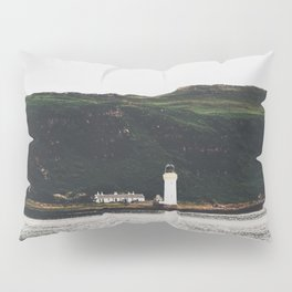 Isle Of Mull Lighthouse Pillow Sham