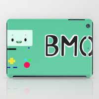 bmo iPad Cases featuring BMO by Fynnit Art