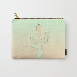 Cactus Male Carry-All Pouch