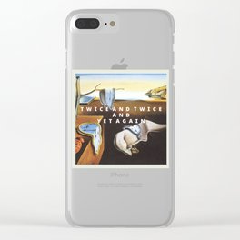 twice Clear iPhone Case