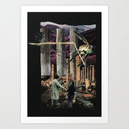 What the Elders Have Wrought Art Print
