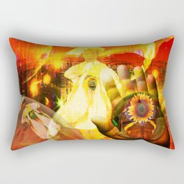 wHAT DOES IT mEAN? Rectangular Pillow