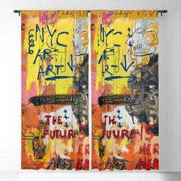 NYC Art Art Blackout Curtain