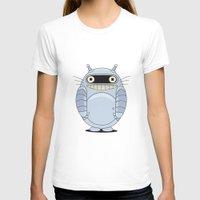 wallet T-shirts featuring My Neighbor Bendoro. by Krakenstein