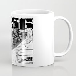 USS Washington (BB-56) Coffee Mug